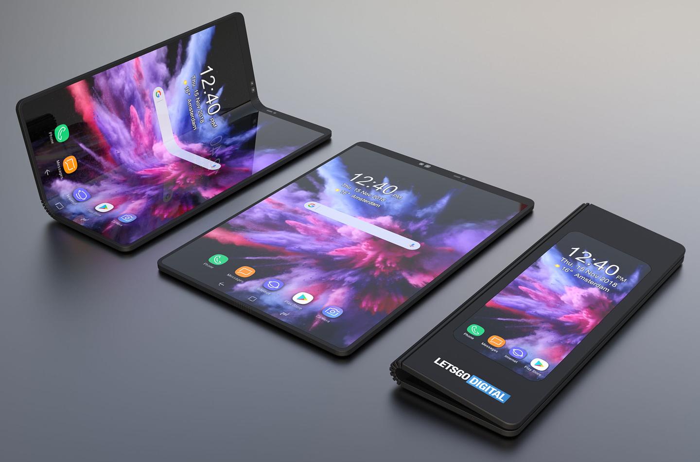technologie viable smartphone pliable