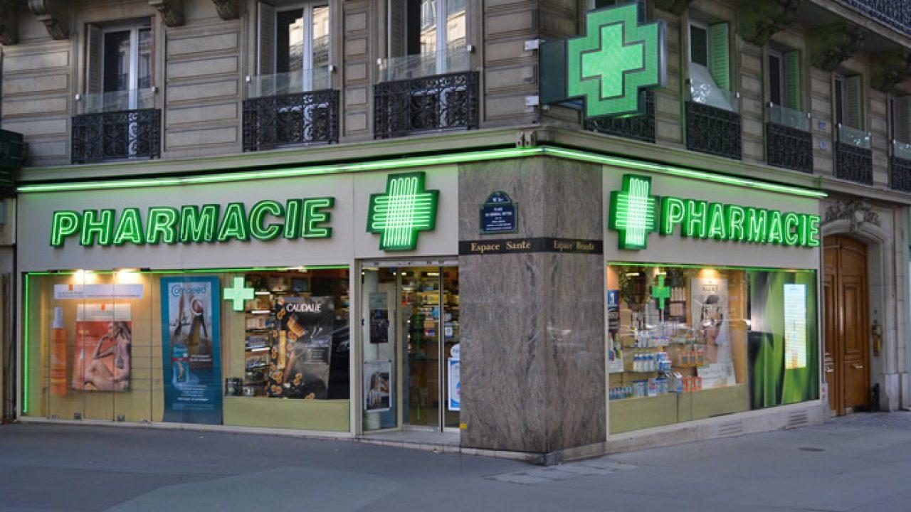 trouver pharmacie ouverte à marseille