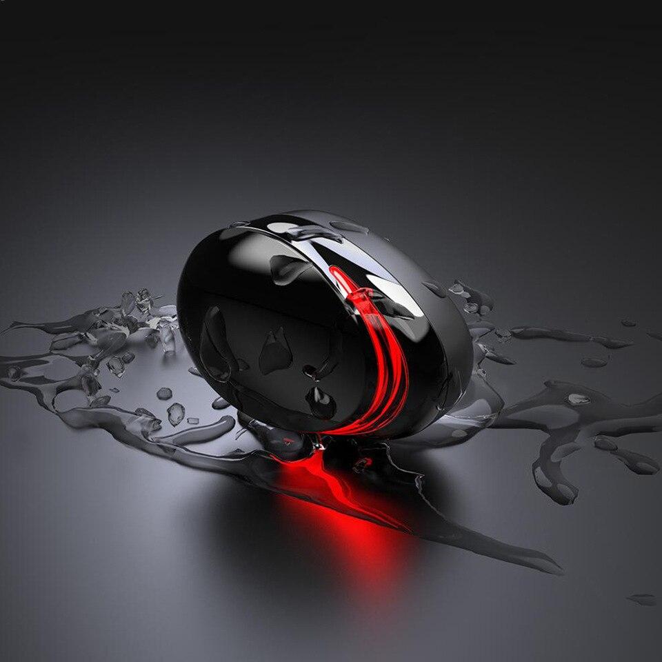 Ecouteurs Bluetooth sans fil Arbily T8 noir avec micro